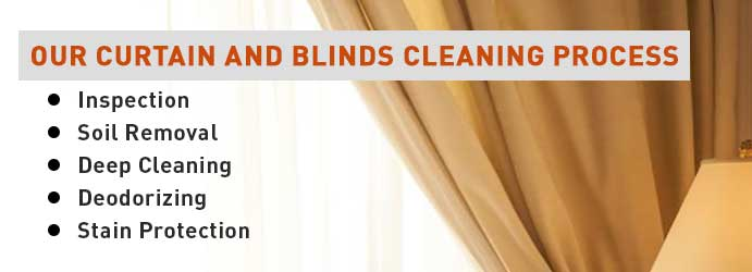Curtain Steam Cleaning St Peters
