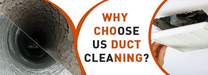 Why Choose Us Duct Cleaning? Moranding