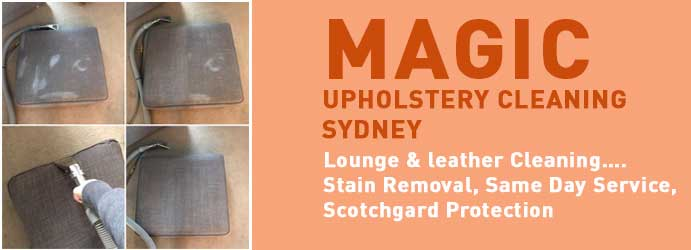 Upholstery Cleaning Pyrmont