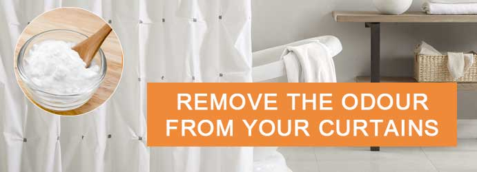 Remove the Odour from your Curtains