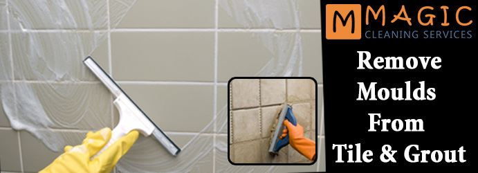 How To Remove Moulds From Tile & Grout?