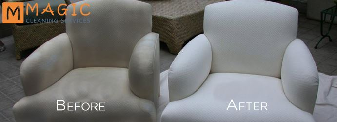 Professional Upholstery Cleaning Mount White