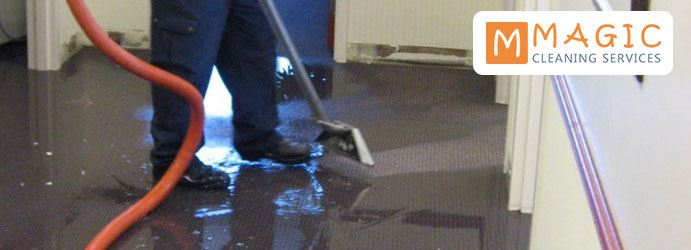 Drying Flooded Carpet Rossmore