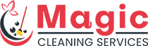 Magic Cleaning Services Logo