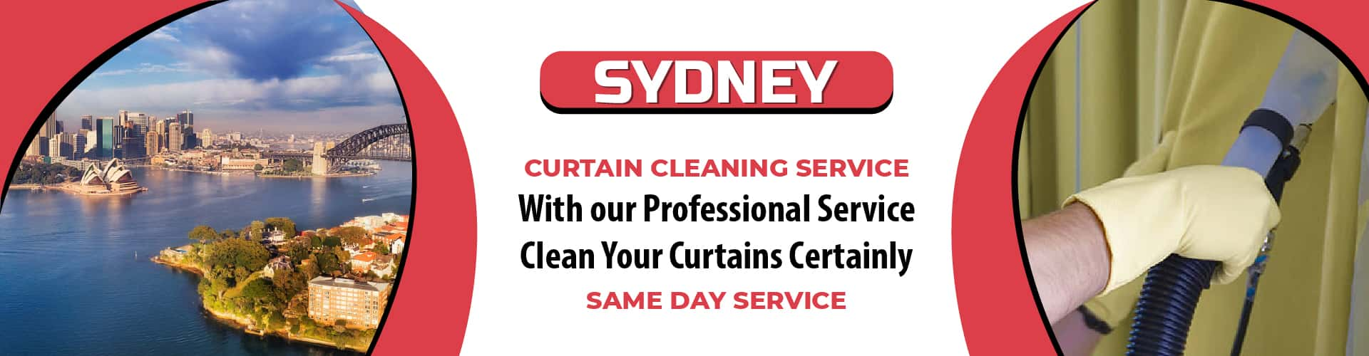 Best Curtain Cleaning Sydney